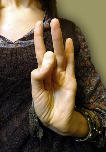 Gyógyító kéztartások - mudra bárhol és bármikor