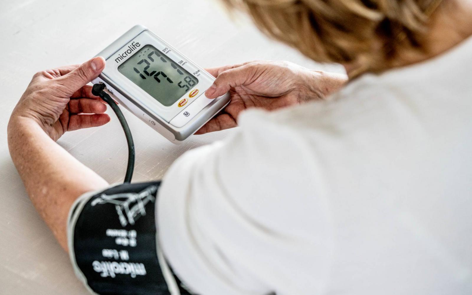 az atlétikus szív okozta magas vérnyomás