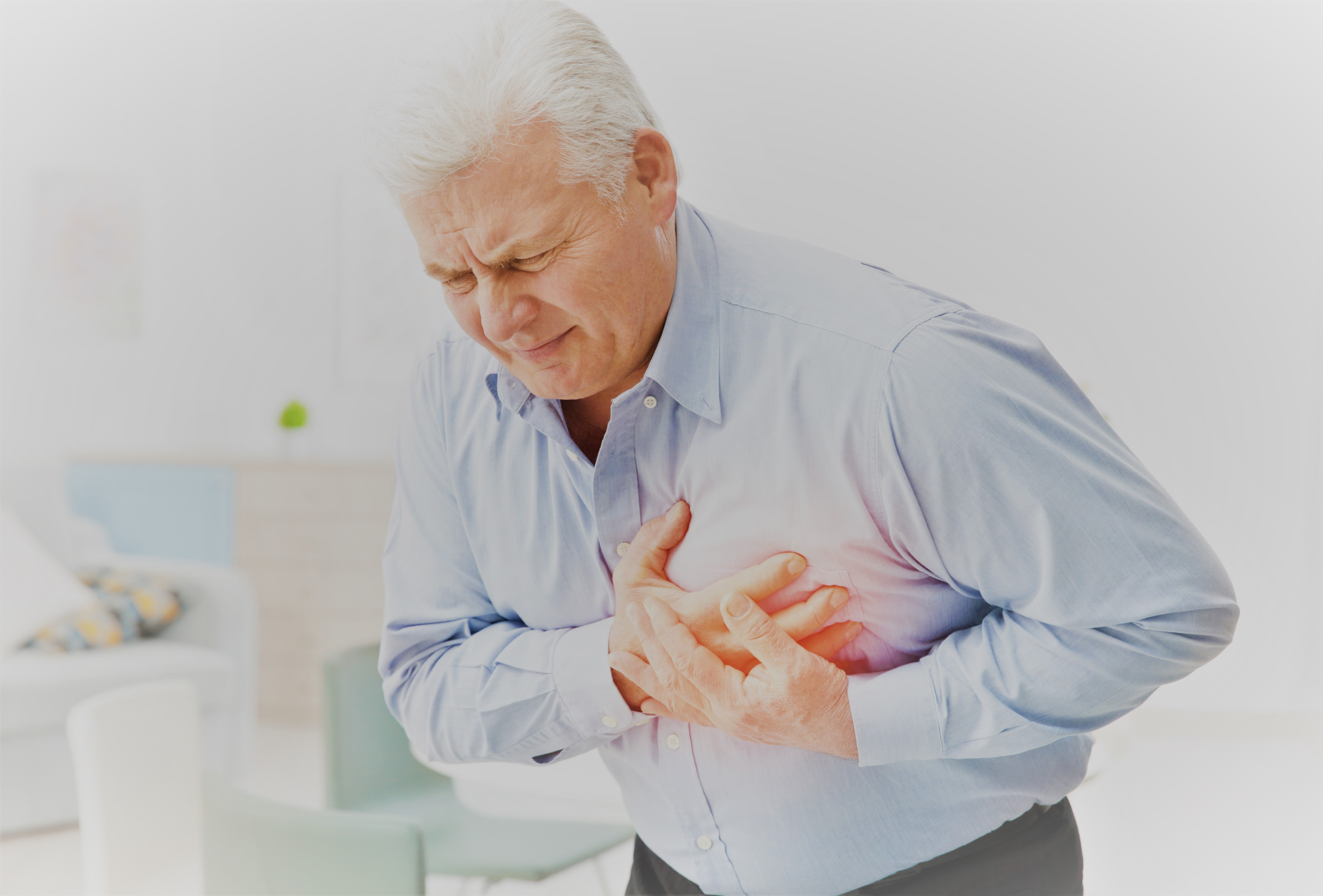 Mellkasi fájdalom, magas vérnyomás
