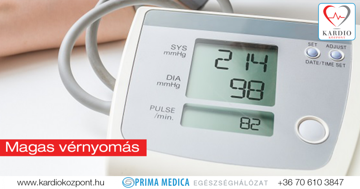 Ezek a magas vérnyomás jelei