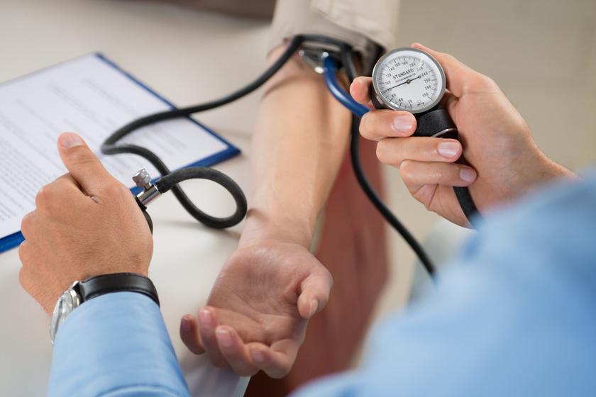 magas vérnyomás és éhség