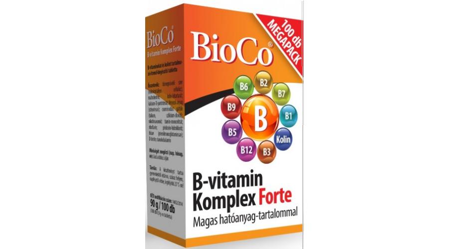 magas vérnyomás és B-vitaminok magas vérnyomás 160-100