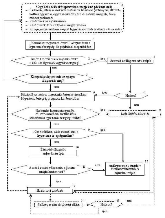 a hipertónia kezelésének algoritmusa magas vérnyomásos fülfájás