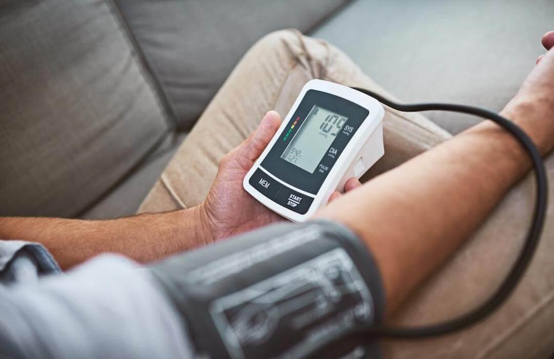 magas vérnyomás és északi
