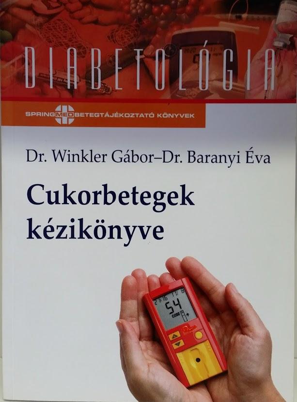 magas vérnyomás és cukorbetegség könyv prosztaglandinok magas vérnyomás