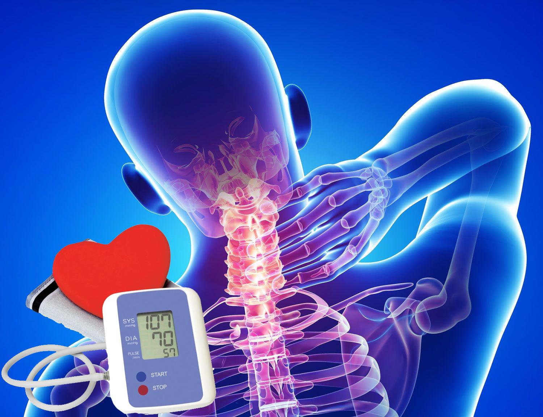 magas vérnyomás és osteochondrosis kezelés