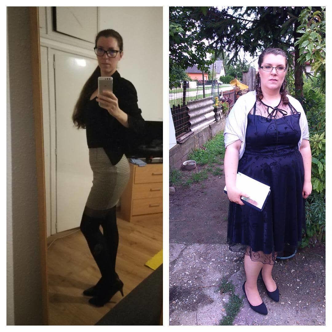 Eszméletlen fogyás: 1 év alatt 38 kilótól szabadult meg a magyar anyuka - Ripost