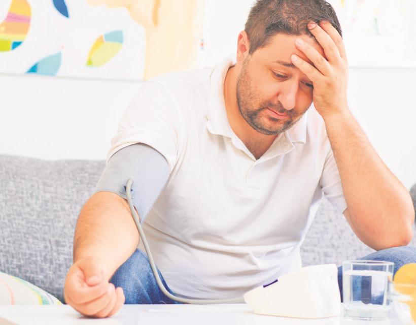 A magas vérnyomás következményei és kezelése - Egészség | Femina