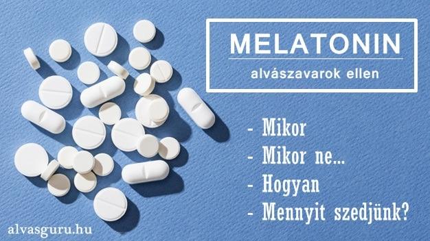 melatonin magas vérnyomás ellen gyógyszerek, amelyek normalizálják a vérnyomást magas vérnyomás miatt