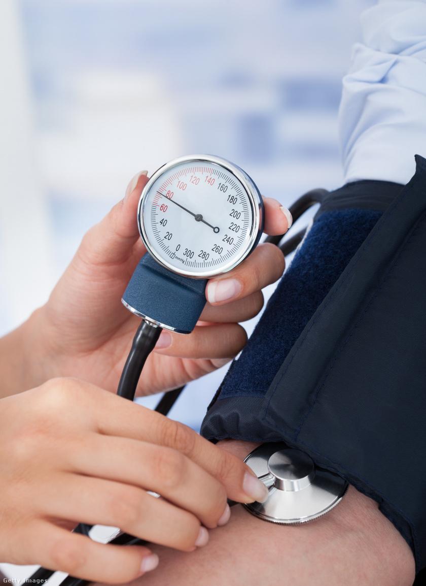 magas vérnyomás 3 hét alatt