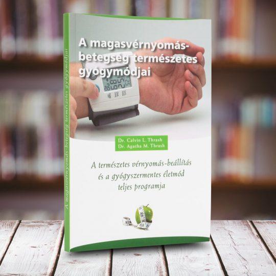 könyv, hogyan lehet legyőzni a magas vérnyomást
