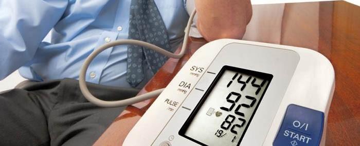 a magas vérnyomás víz normái