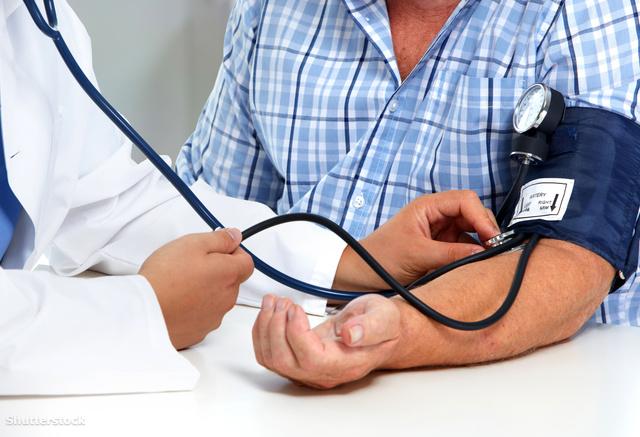 magas vérnyomás angol a hipertónia új receptje