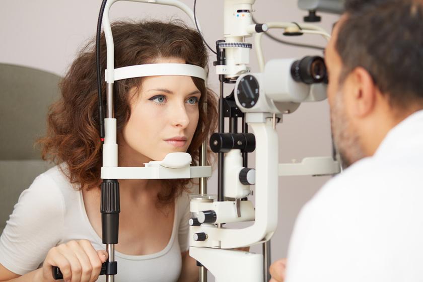 magas vérnyomás esetén a látás romlik