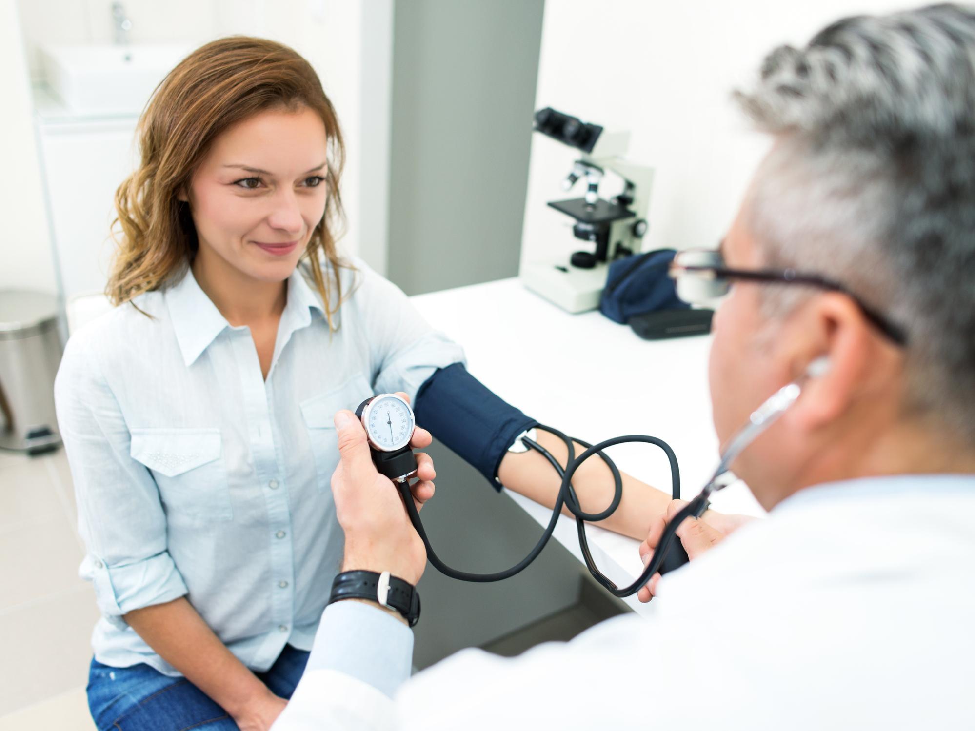 hogyan kezelje az enyhe magas vérnyomást