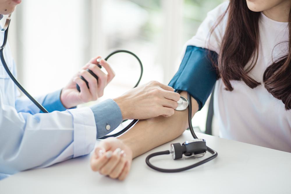 magas vérnyomás esetén éhezhet