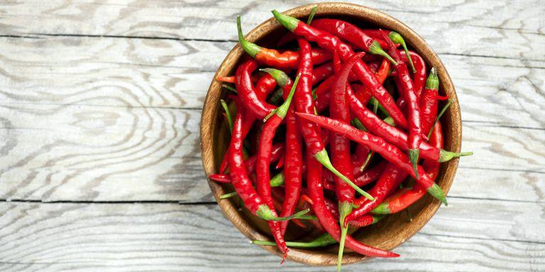 A chili paprika csodálatos tulajdonságai - Valódi Sáfrány
