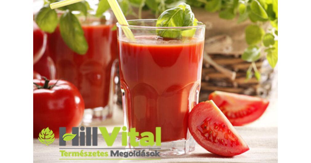 paradicsom magas vérnyomás ellen diéta 10 magas vérnyomás