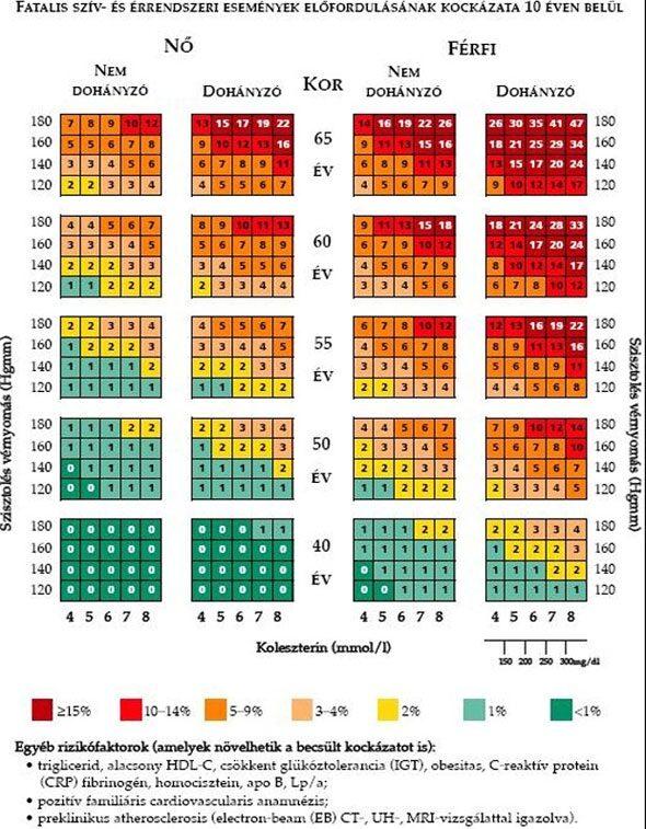 magas vérnyomás létrehozása a magas vérnyomás egészségügyi jelei
