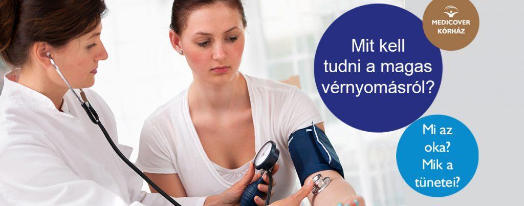 kórtörténet a magas vérnyomás diagnózisával