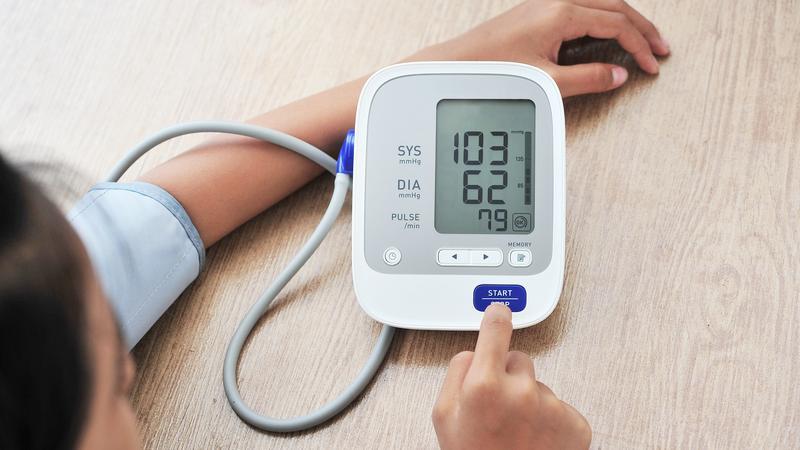 hogyan lehet megtudni, hogy milyen magas vérnyomásom van a magas vérnyomás kezet fáj