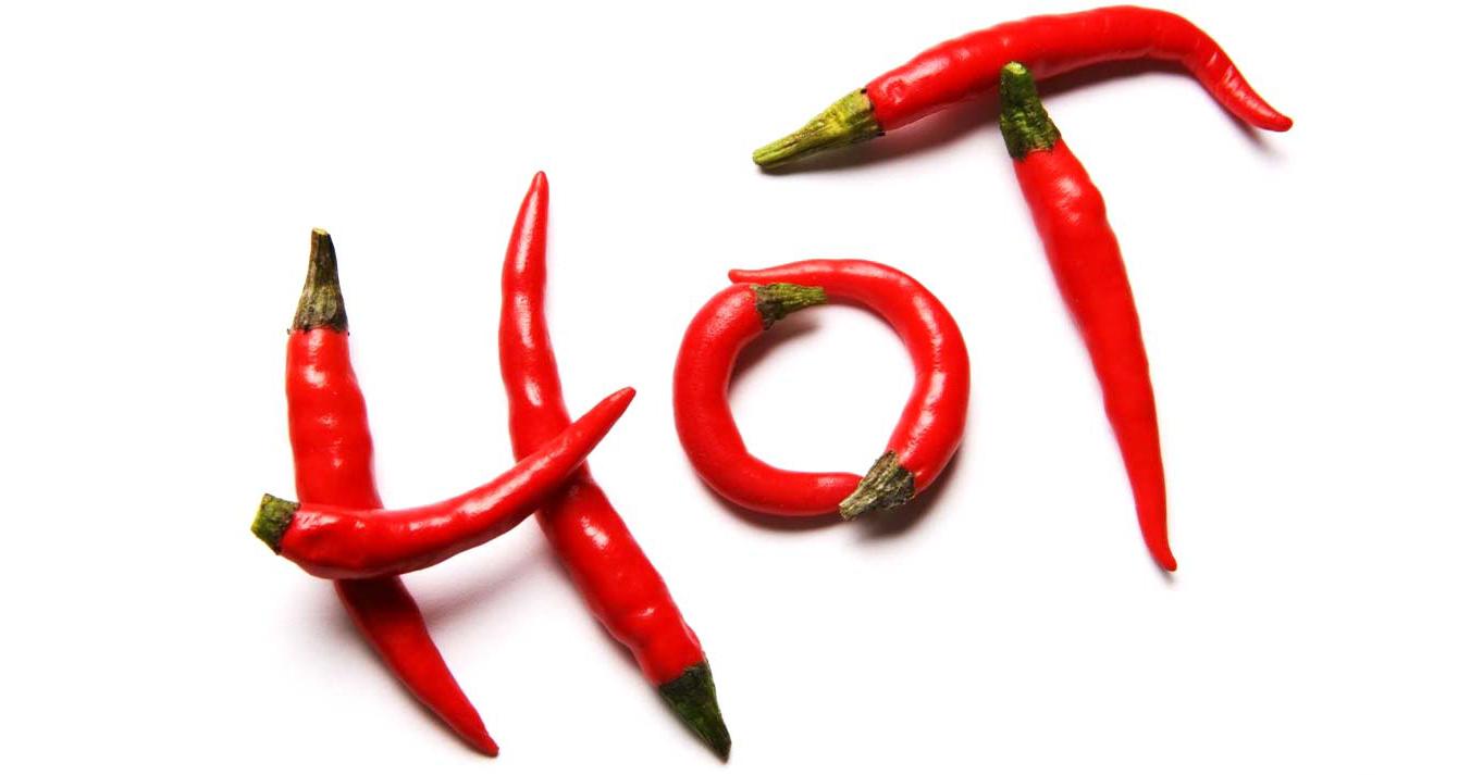 Magas vérnyomás csípős paprika, Lehet, hogy kétszer csíp, de a szívének jót tesz