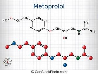 METOPROLOL Z HEXAL 100 mg retard tabletta