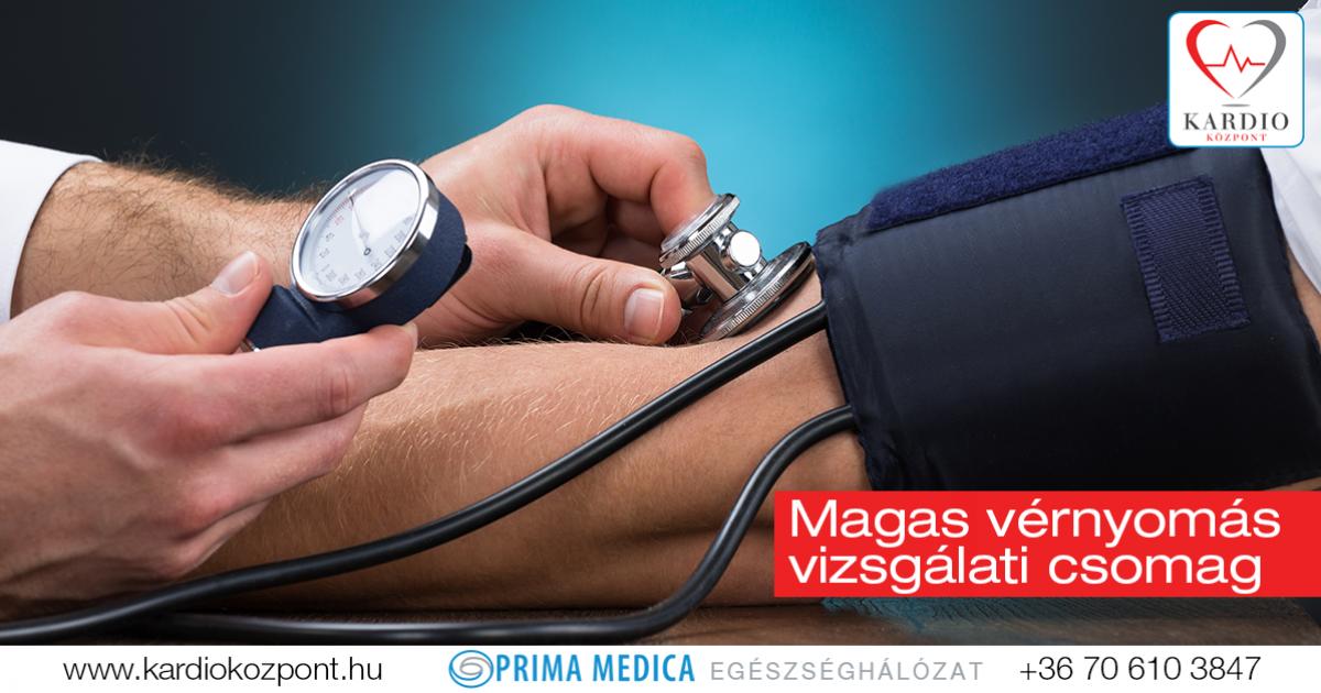 milyen vizsgálatnak kell alávetni magas vérnyomás esetén magas vérnyomás és diabetes mellitus esetén
