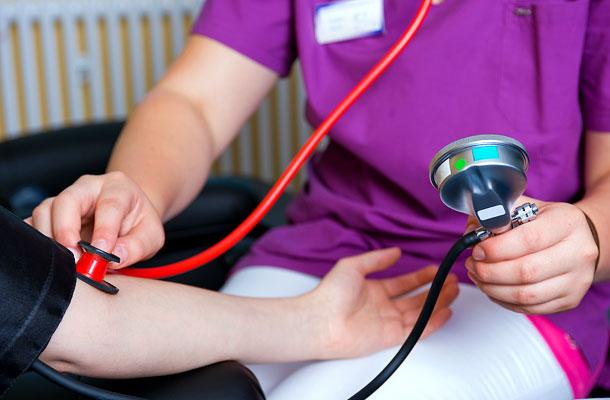 hogyan lehet kideríteni a magas vérnyomást vagy sem
