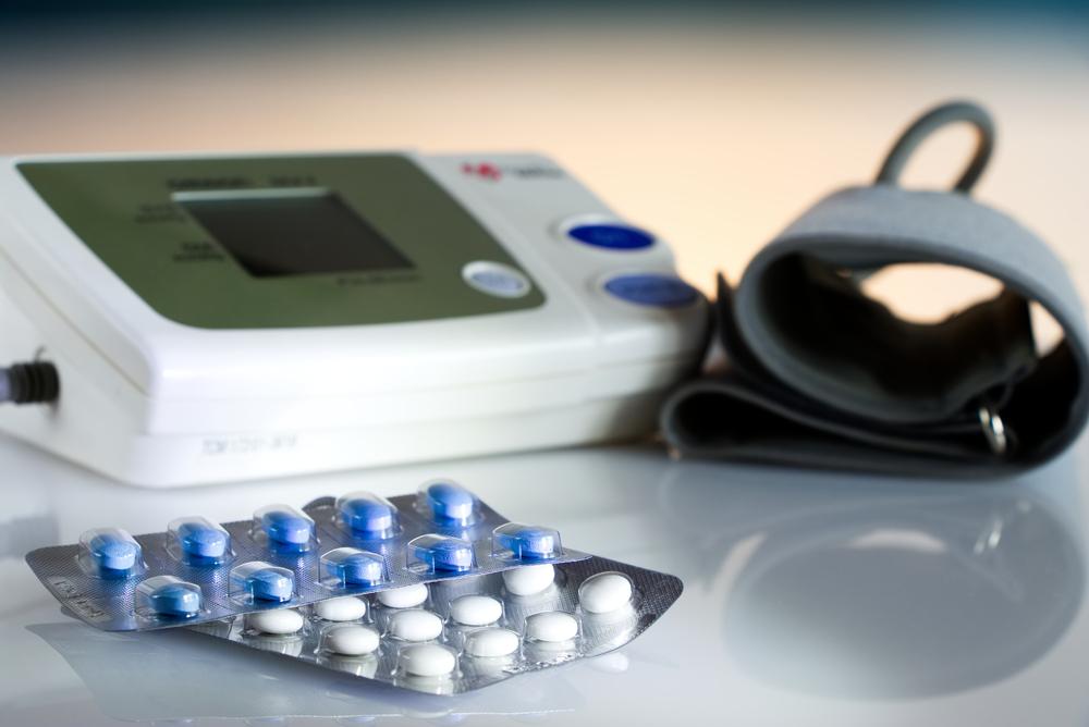 Gyógyszerek tachycardia és magas vérnyomás - Tachycardia