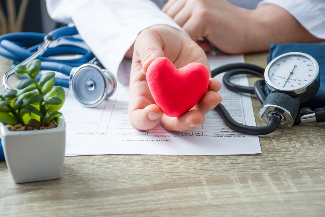 SZÍVDERÍTŐ A magas vérnyomás már gyerekkorban jelt adhat magáról!