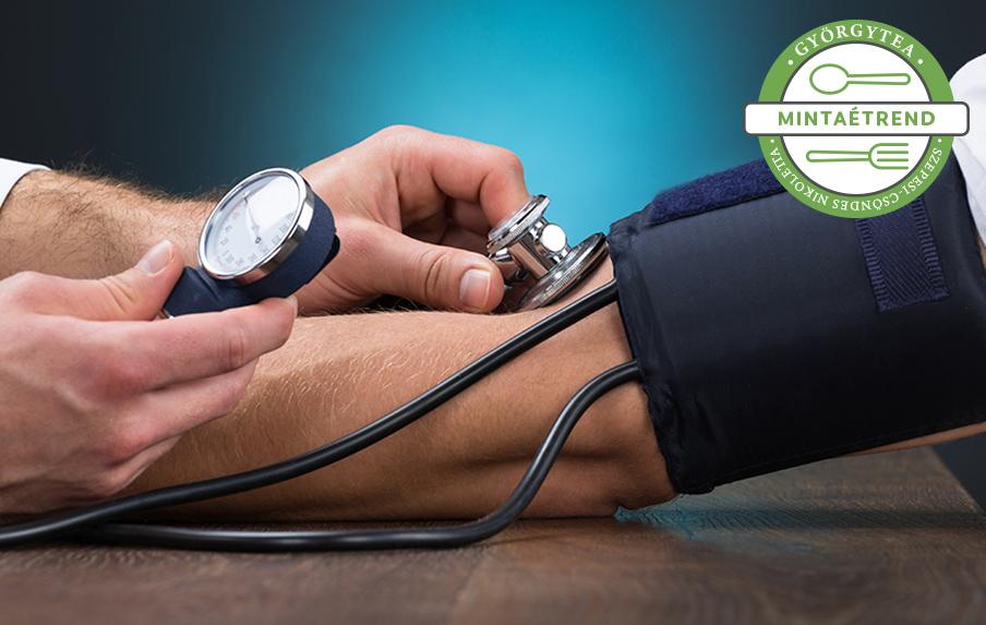 a magas vérnyomás növekedése magas vérnyomás nyomásszabályozás