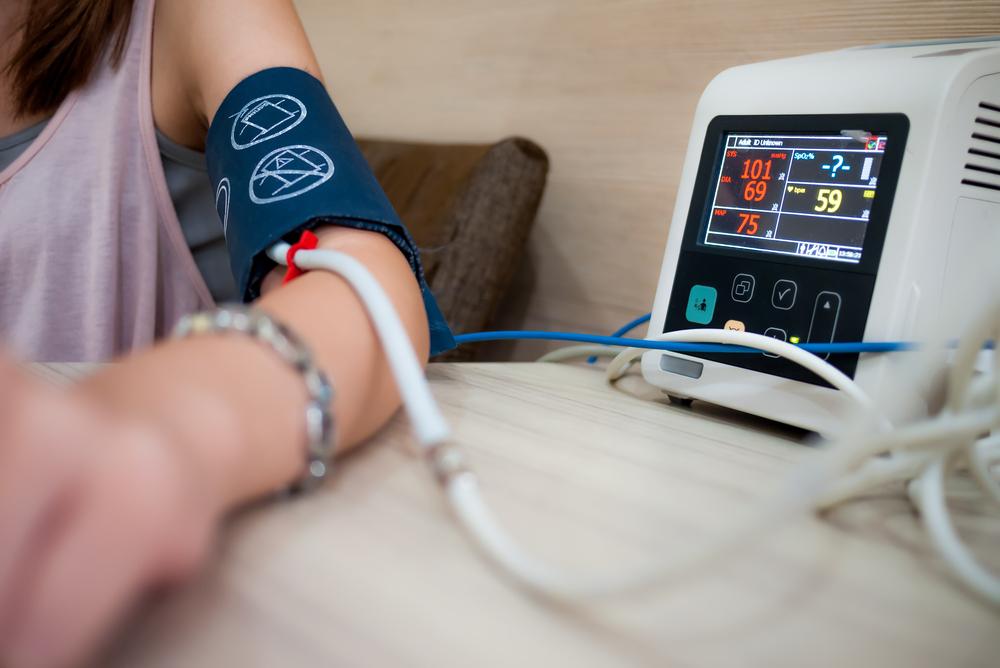 magas vérnyomás esetén a pulzus feszült