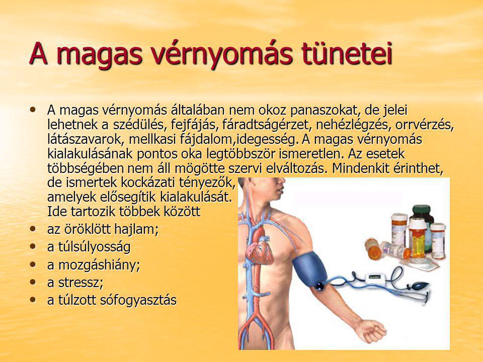magas vérnyomás panaszok kezelése 55 éves és magas vérnyomás