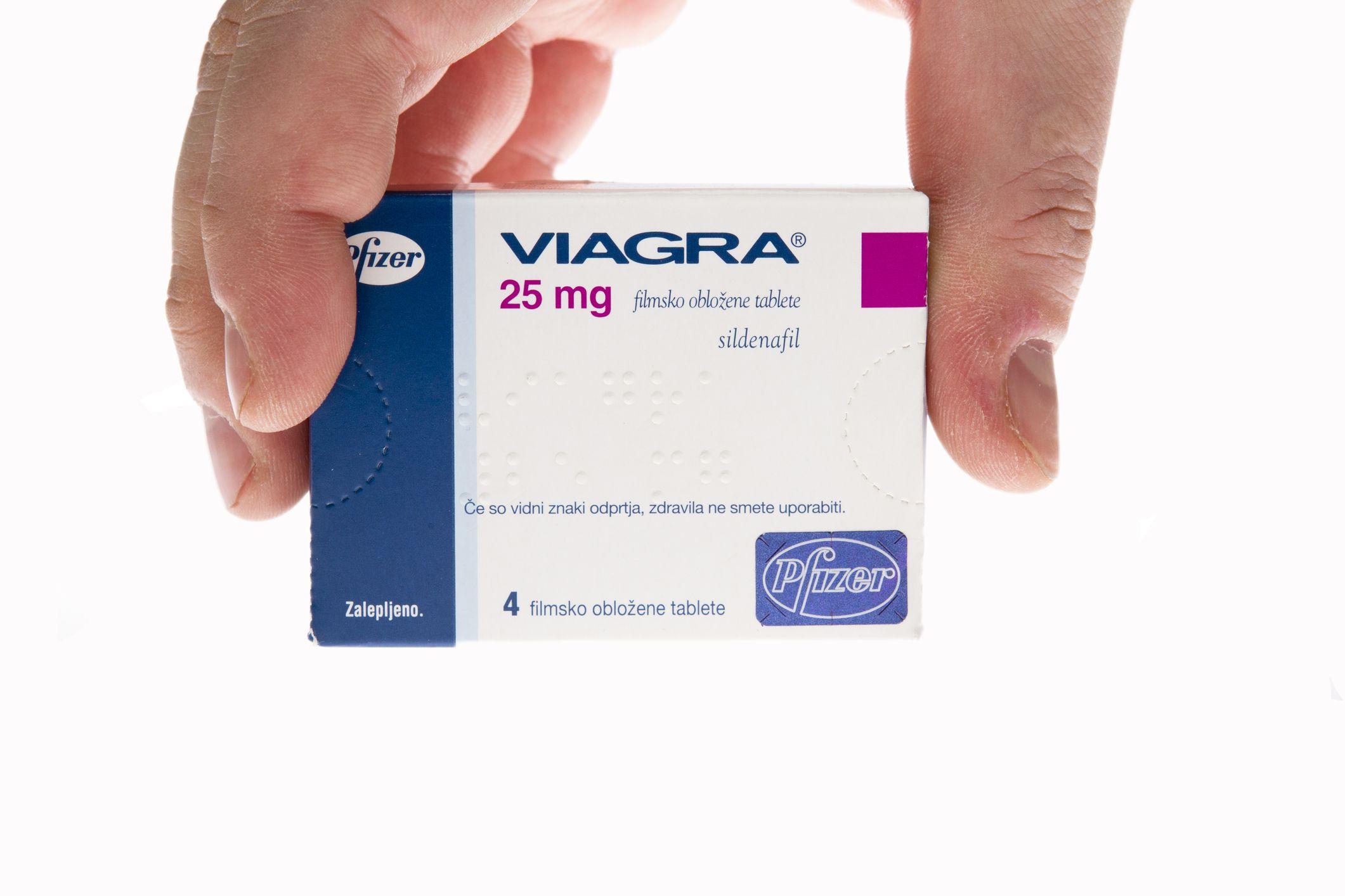 Viagra magas vérnyomás kompatibilitás, A Viagra hasznos mellékhatása