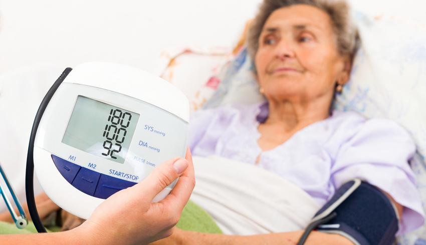 magas vérnyomás és vizelet-szindróma